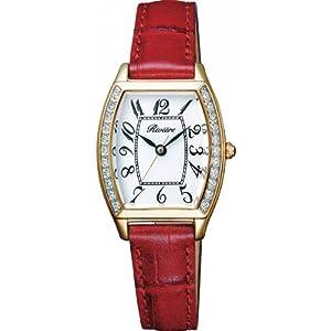 nobrand リビエール 婦人ソーラーウオッチ レディース腕時計 ローズゴールド(KH9-116-12)
