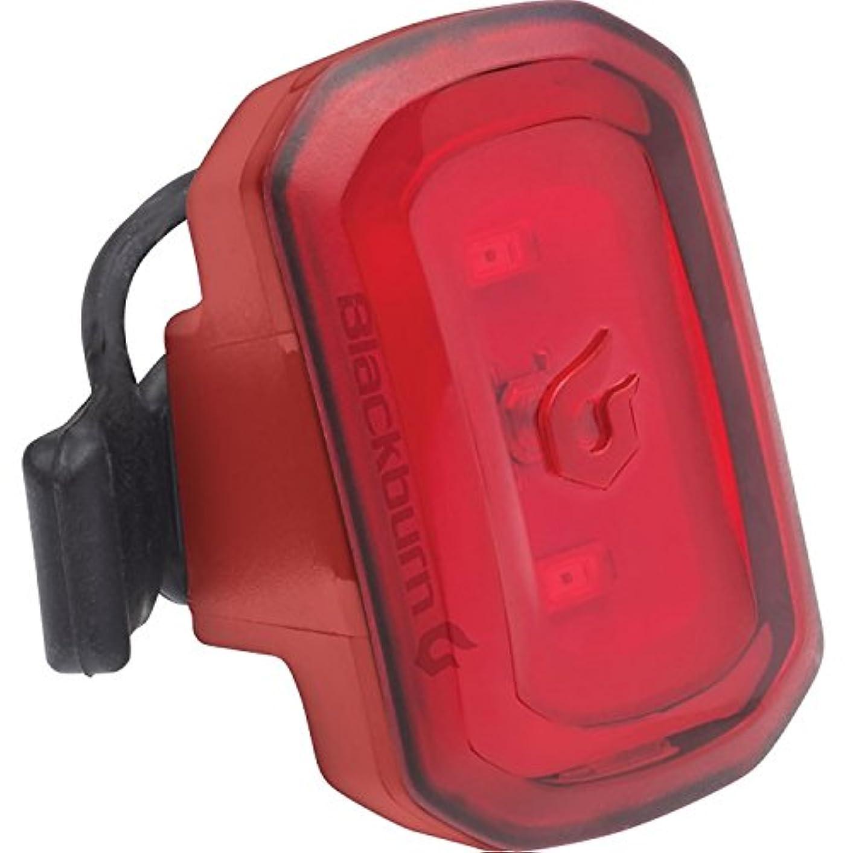 耐久補償健康的Blackburn(ブラックバーン) 自転車 ライト サイクル LED USB充電 防水 防塵 IP-65 シリコンバンド 20ルーメン CLICK [クリックUSBリアレッド] 7074703