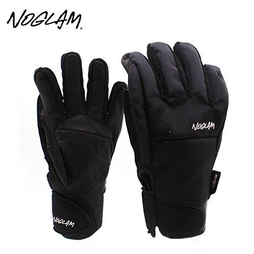 (ノーグラム)NOGLAM 2014年モデルnog-062 グローブ OPERATION/BLACK 日本正規品 L