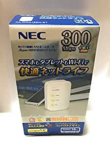 NEC AtermWR8165N(STモデル) PA-WR8165N-ST