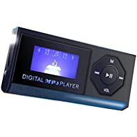 1stモール LEDライト付き MP3プレイヤー エクター 液晶 懐中電灯 照明 30g 音楽 ミュージック 画面表示 マイクロSD ST-LEBAR