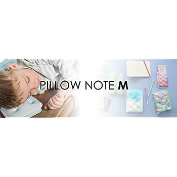 エレス Pillow Note M まくらノートMサイズ 罫線 クッキー