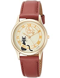 [アルバ]ALBA 腕時計 ALBA 魔女の宅急便 ジジフェイス クリーム文字盤 ACCK411 レディース