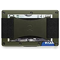 [ザ リッジ] the RIDGE スマートフォンよりも薄い財布 マネーバンド キャッシュ ストラップ アルミニウム