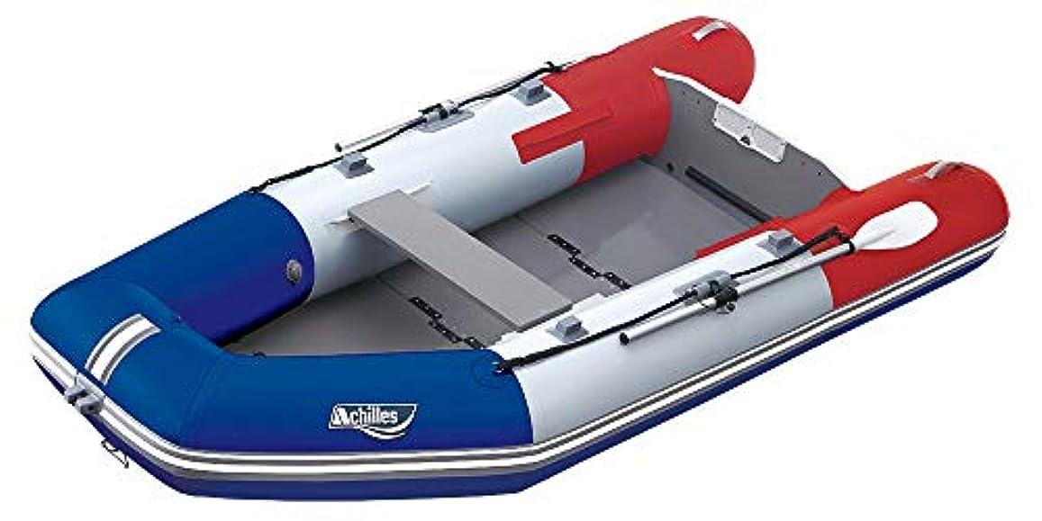 請う歴史算術アキレス ゴムボート LF-295WB ウッドフロアモデル トリコロール アキレス×ネオネットコラボ2019