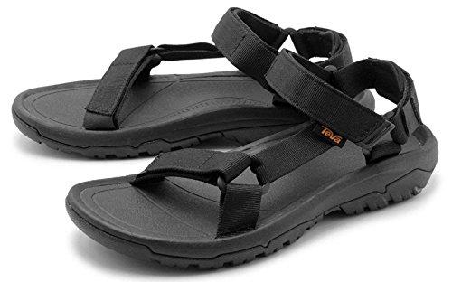 [ テバ ] TEVA サンダル メンズ ハリケーン XLT 2 HURRICANE XLT2 ブラック 1019234-BLK FOOTWEAR Black テヴァ スポーツサンダル 靴 アウトドア ストラップ [並行輸入品]