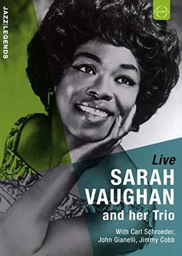 Sarah Vaughan And Her Trio [DVD]