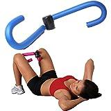 RONDE(ロンデ)内股 を ダイエット 内転筋 太もも 筋トレ 痩せ シェイプアップ 簡単 太ももダイエット もも裏筋トレ 脚やせ お腹やせ フィットネス ダイエット器具 エクササイズ バストアップ ブルー