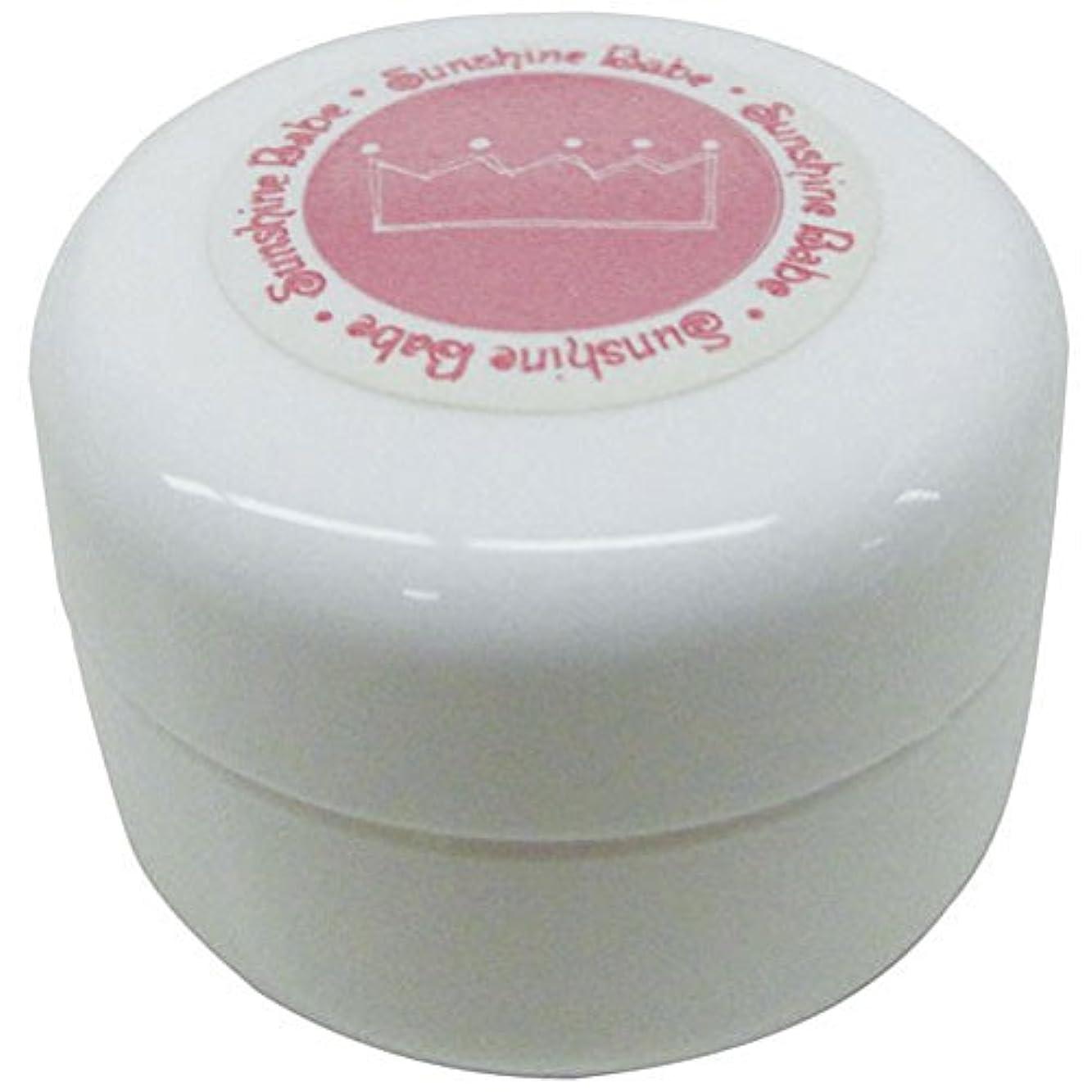 薬を飲む格納スタンドジェルネイル  サンシャインベビー クリームジェルポット 10ml