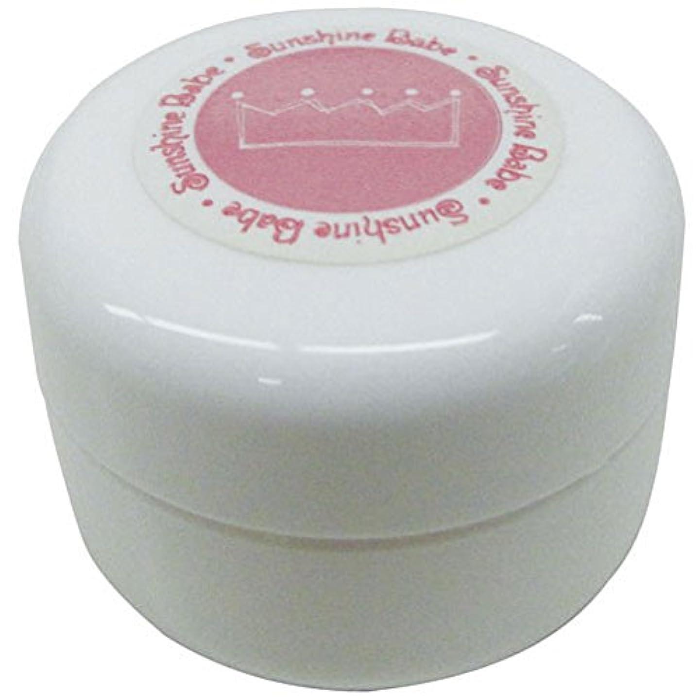 常習的思春期変色するジェルネイル  サンシャインベビー クリームジェルポット 10ml