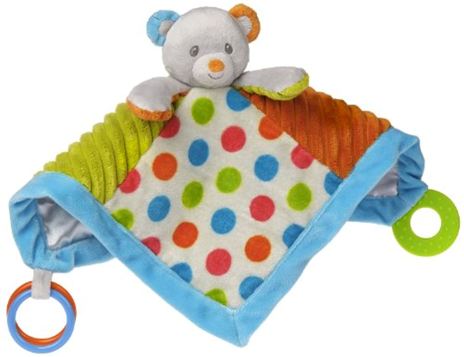 Mary Meyer Confetti Activity Blanket, Teddy by Mary Meyer