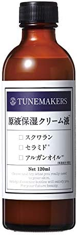 Tunemakers Cream Lotion - Skin Lotion, Toner, 120 milliliters