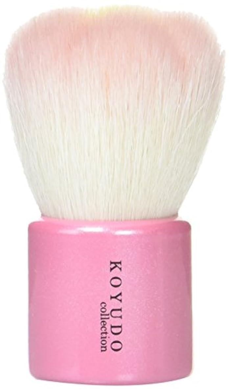 オプション寸法ペースト熊野筆 洗顔ブラシ (フラワー 型)