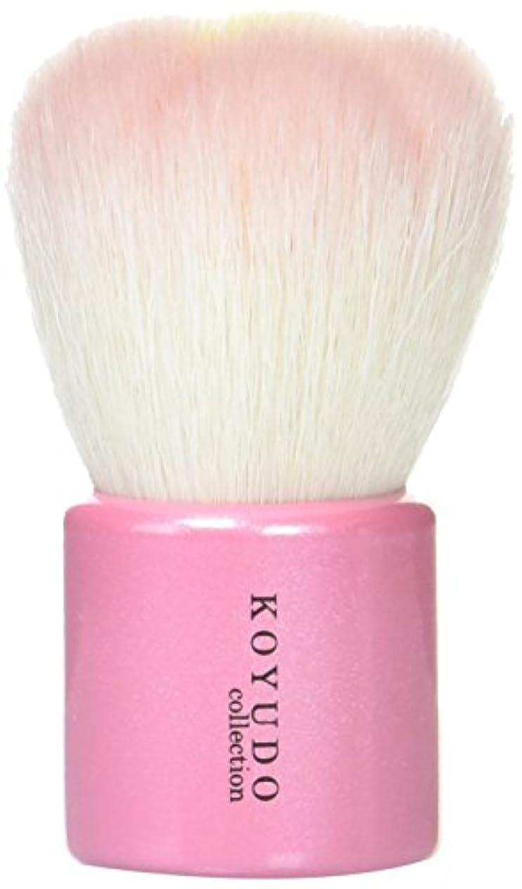売るそれから天国熊野筆 洗顔ブラシ (フラワー 型)