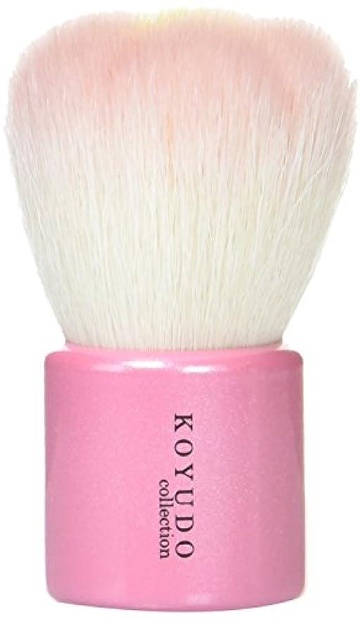 モチーフリクルートチャネル熊野筆 洗顔ブラシ (フラワー 型)