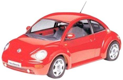 タミヤ 1/24 スポーツカーシリーズ No.200 フォルクスワーゲン ニュービートル プラモデル 24200