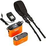 【国内正規品】 GODOX ストロボアクセサリ WITSTRO+ PROPAC PB960 オレンジ 高性能バッテリーパック 032390