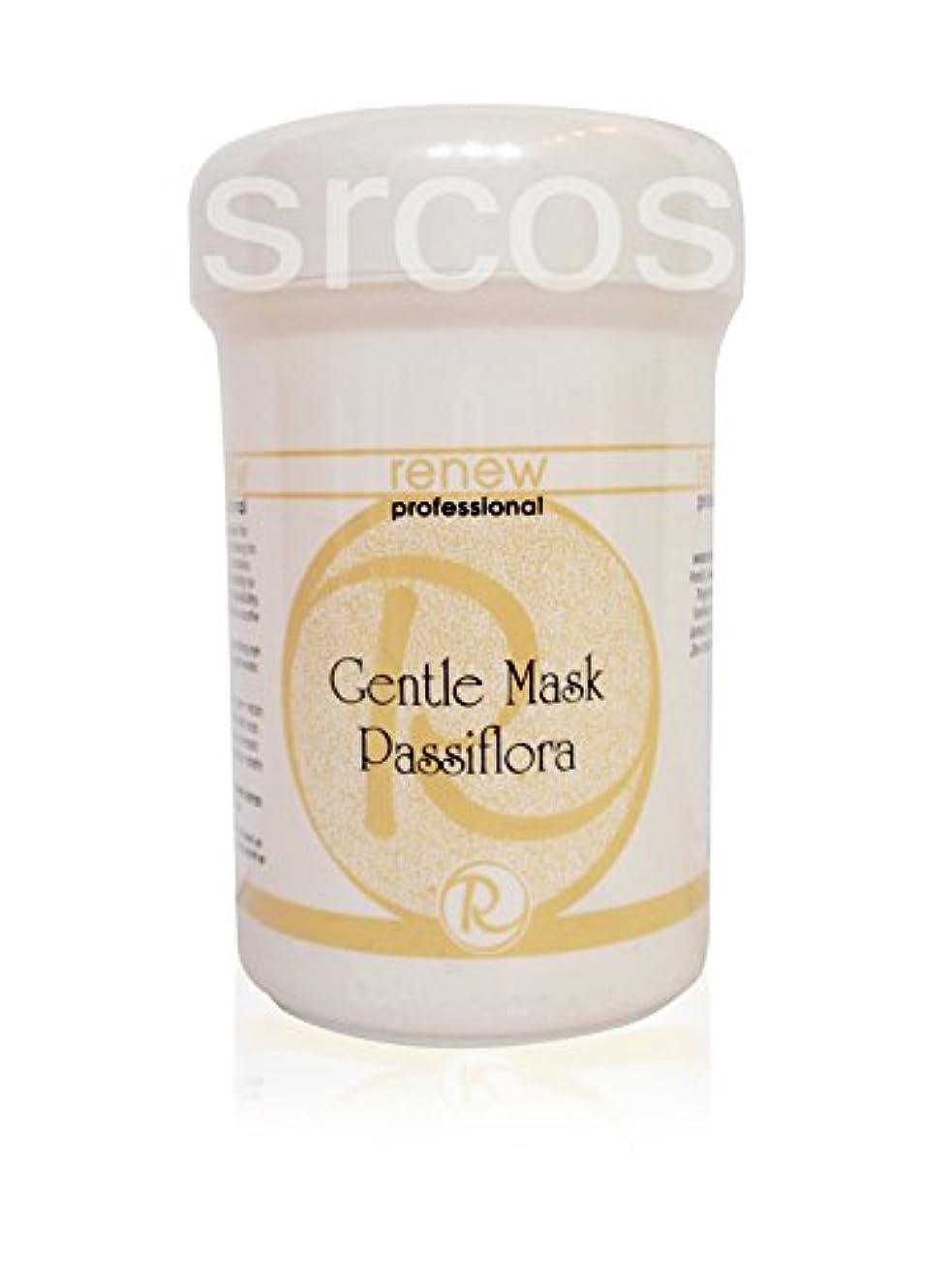 クランシーエクスタシー大破Renew Gentle Mask Passiflora 250ml