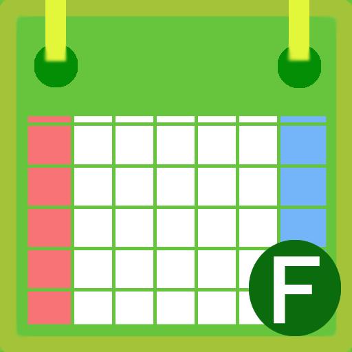 色々カレンダー(2030年までの六曜と祝日付き)