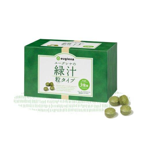 ユーグレナの緑汁 粒タイ...