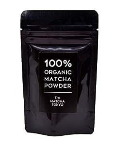 100% Organic Matcha Powder (五香) オーガニック 抹茶 バルクタイプ