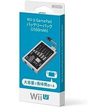 Wii U GamePad バッテリーパック (2550mAh)