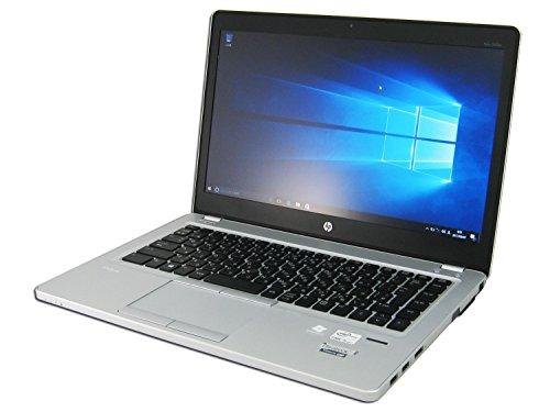 【中古】【ウルトラブック】HP EliteBook Folio 9470m ■ 第3世代 Core i5/ 8GB/SSD32GB+HDD500GB/【Win10】【アウトレット品】