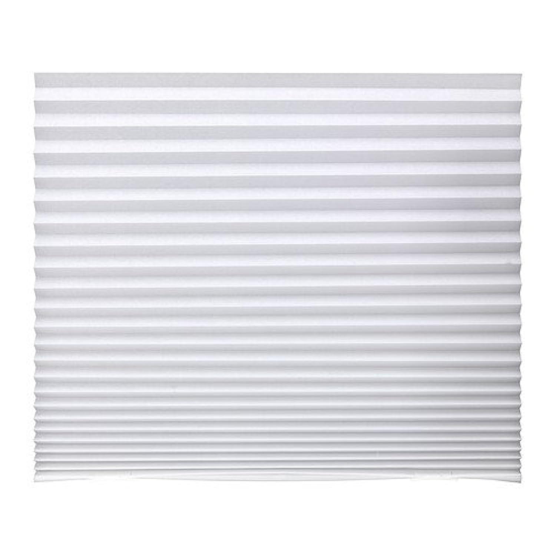 IKEA SCHOTTIS プリーツブラインド ホワイト 90×190cm 40242281