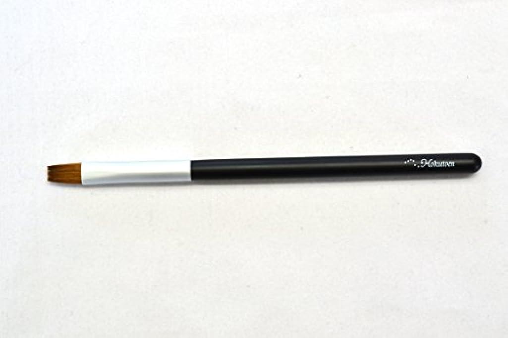 新しい意味いつか新しい意味熊野筆 北斗園 Kシリーズ リップブラシ(黒銀)