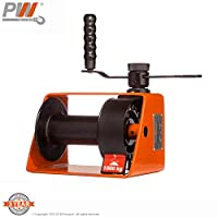 prowinch – 1.000 KG / 2.200 LB手動ウインチ自動ブレーキ