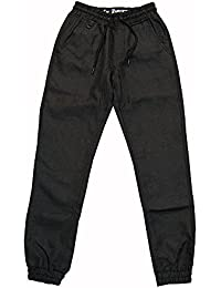 PUBLISH BRAND パブリッシュブランド ジョガーパンツ ブラック ブラック CAYDEN P1701065