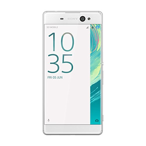 SIMフリー Sony Xperia XA Ultra Dual F3216 4G LTE (16GB, White/白) [並行輸入品]