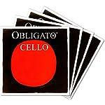 オブリガート OBLIGATOチェロ弦セット