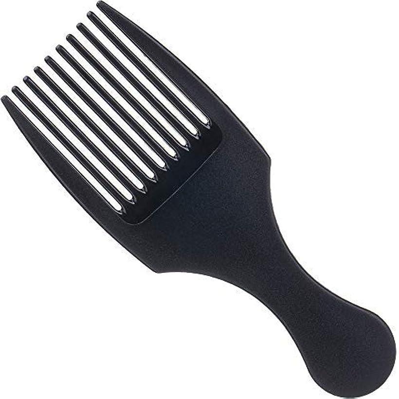 矢じり吐き出す才能Hair Pick for Natural Hair Styles Afro Comb Picks Hair Brush Hair Styling Tool Pik for Volume & Tangles [並行輸入品]