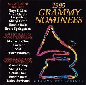 95グラミー・ノミニーズ