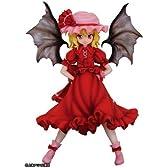 東方プロジェクト 1/8 紅い悪魔 レミリア・スカーレット -限定2Pカラーver.- 完成品 フィギュア