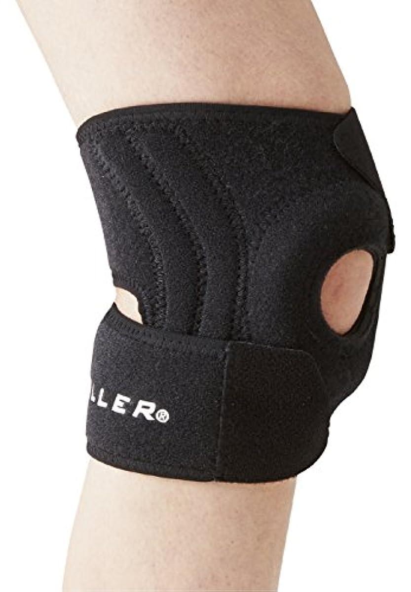 ベル支店卵ミューラー(Mueller) ひざサポーター プレシジョン ニースタビライザー 左右兼用 男女兼用 55150 フリーサイズ