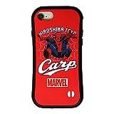 MARVEL/カープ iPhoneラバーエッジ (iPhone7/8)