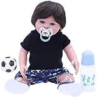 Baoblaze 18インチ新生児男の子人形 シミュレーション リボーンドール 幼児人形