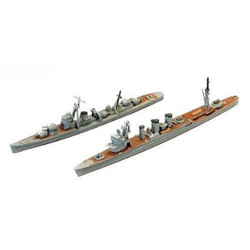 艦船キットコレクション Vol.7 エンガノ岬沖 [4B.軽巡洋艦 五十鈴/駆逐艦 若月(2隻セット) 洋上Ver.](単品)