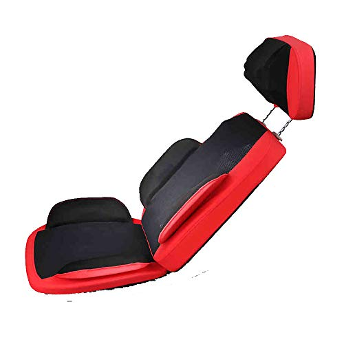 XIAOLIN 調節可能なマッサージチェア、リラックス肩、背...