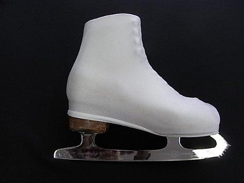 ★靴カバー白★靴を傷から守り足長効果★S...