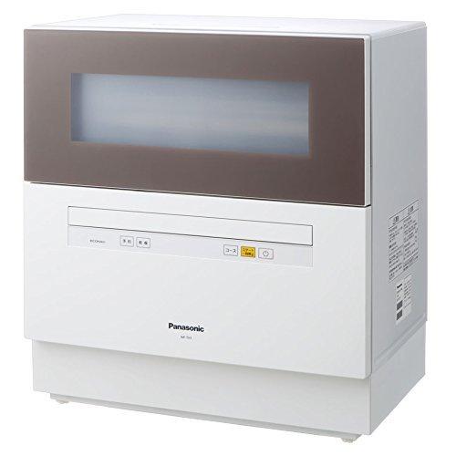 パナソニック 食器洗い乾燥機(ブラウン)【食洗機】 Panasonic NP-TH1-T