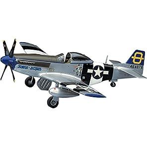 ハセガワ 1/48 アメリカ陸軍 P-51D ムスタング プラモデル JT30