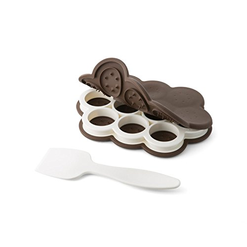 Chef ' n 107–140–251Sweet Spot MiniサンドイッチメーカーIceクリーム、Fudge/Coconut