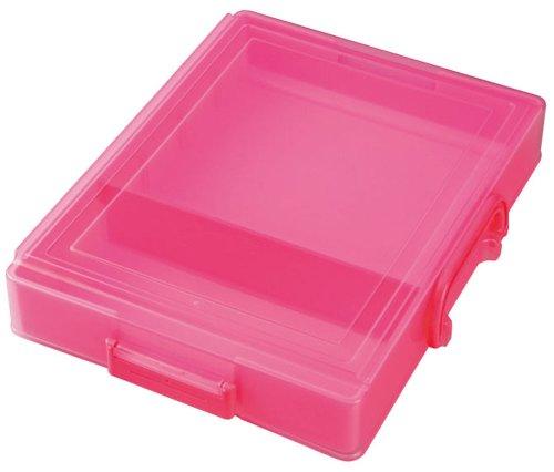 クツワ おどうぐ箱 BX006PK 学校机対応サイズ ピンク