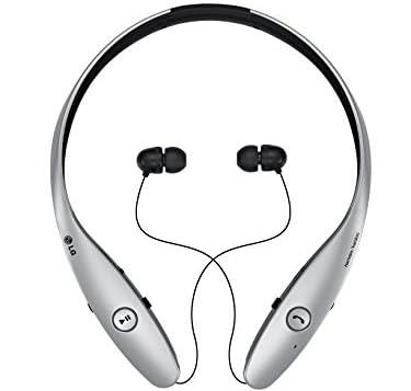 【日本正規品】LG Electronics Japan Bluetoothステレオヘッドセット<シルバー>harman/kardon®認証高音質サウンド Aptx高音質Bluetooth【日本語対応(説明書/読み上げ機能】 HBS-900