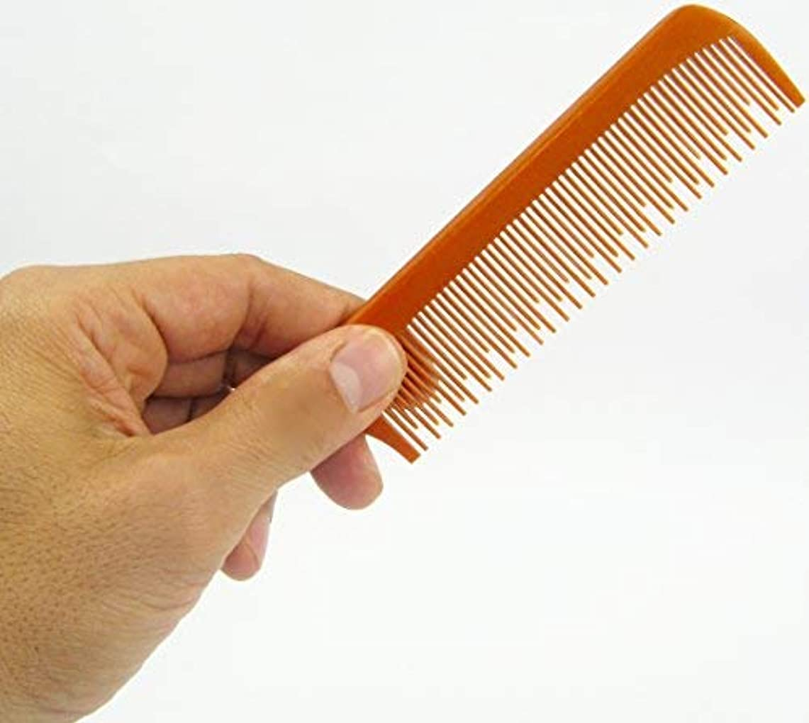 説得力のあるボート不規則性Teasing hairstyling Comb with Tail -Celebrity favorite hair secret, styling tool, no static. no frizz, heat resistant...