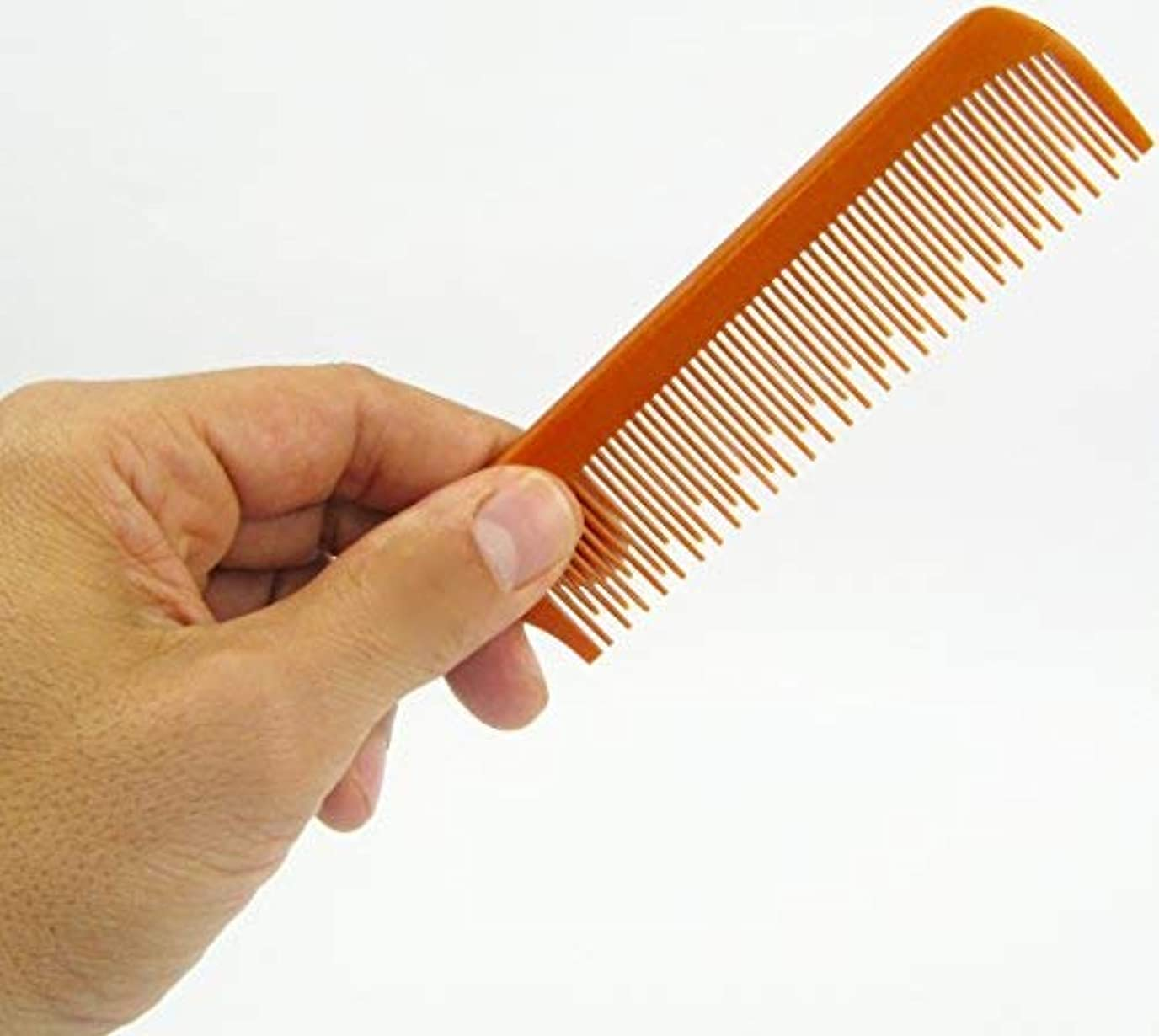 Teasing hairstyling Comb with Tail -Celebrity favorite hair secret, styling tool, no static. no frizz, heat resistant...