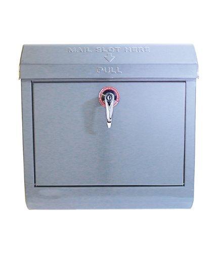 WORK STUDIO Mail box (メールボックス) SV(シルバー) TK-2076